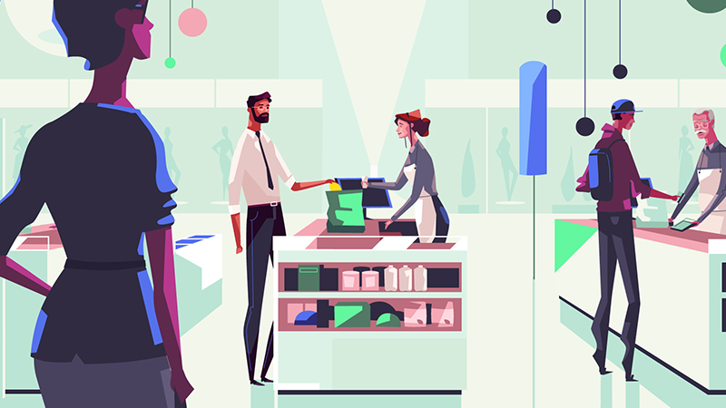 Sensei - the future of retail
