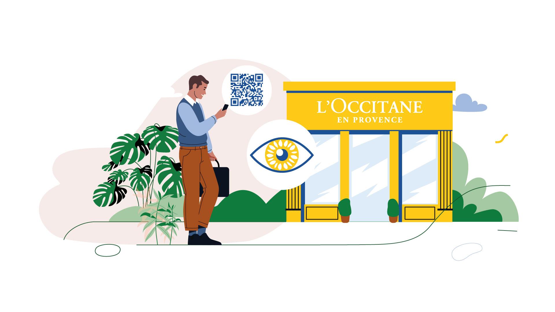 L'Occitane - Race for Vision